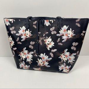 EUC Floral Large women's Tote Bag